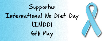 Supporter - International No Diet Day (6 May)